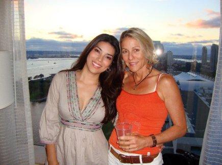 Adriana & Donna - Summer 2010